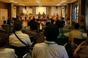 第1回 蓮田オークプラザ駅前温泉館納涼祭