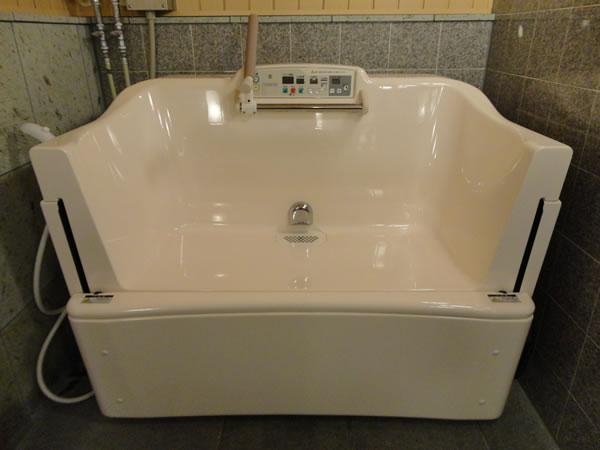 機械浴 (座浴タイプ)