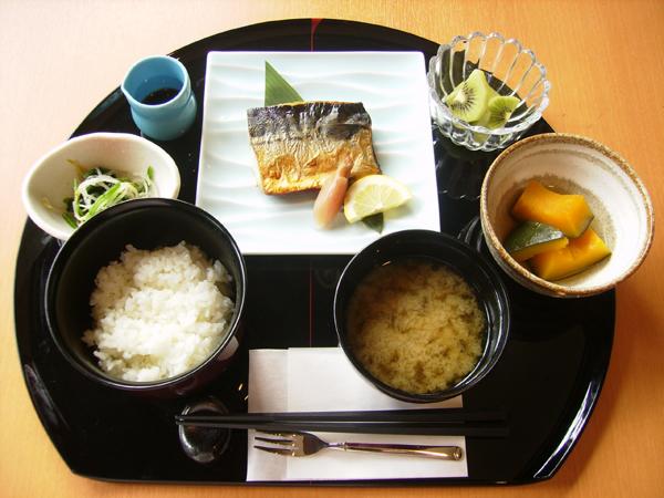 定食(昼食)