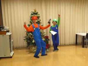 2016年12月22日(木)クリスマスパーティー