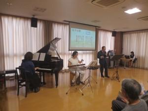 2018年4月21日(土)7周年イベント「歌声inオーク」