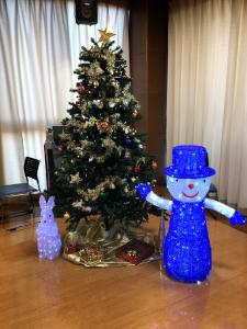 2020年12月21日(月)~クリスマスコンサート~